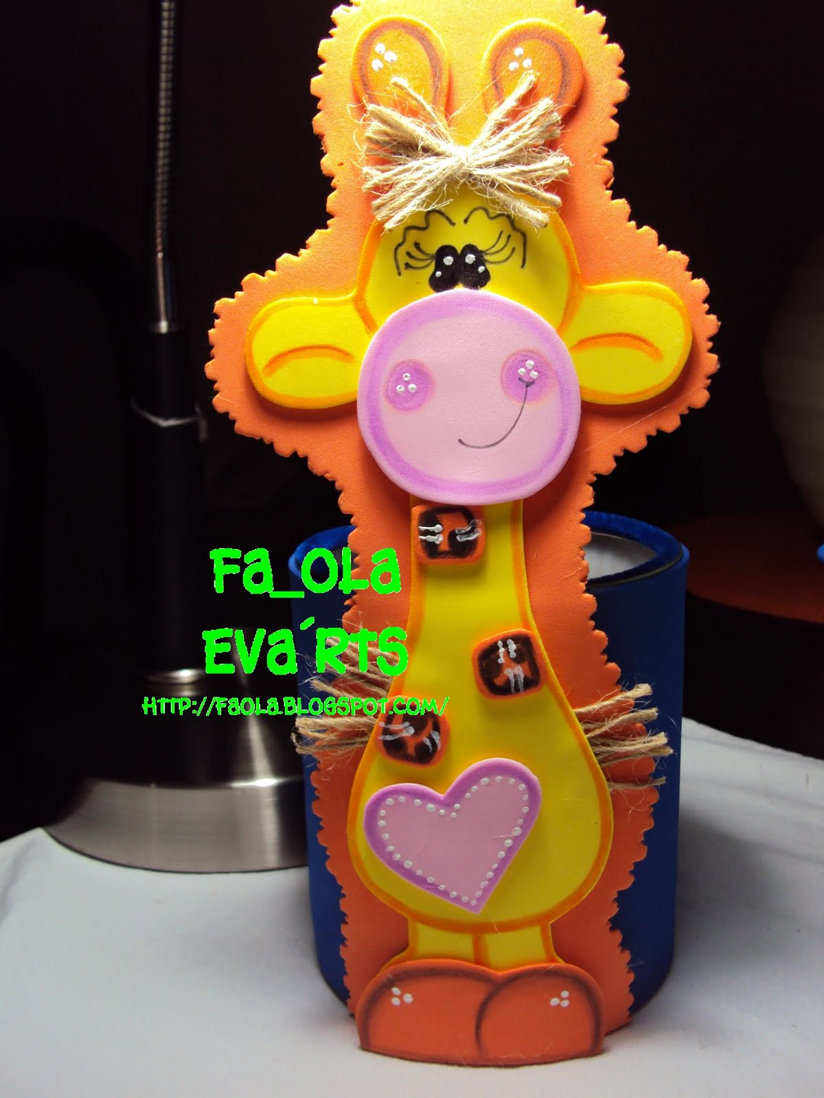Imagen De Porta Lapiz Con Foami | apexwallpapers.com