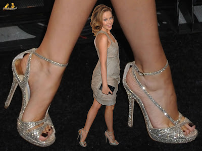 Kylie Minogue Feet