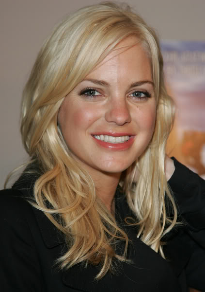 Anna Faris is a lovely American actress, known for her role in movies such ...