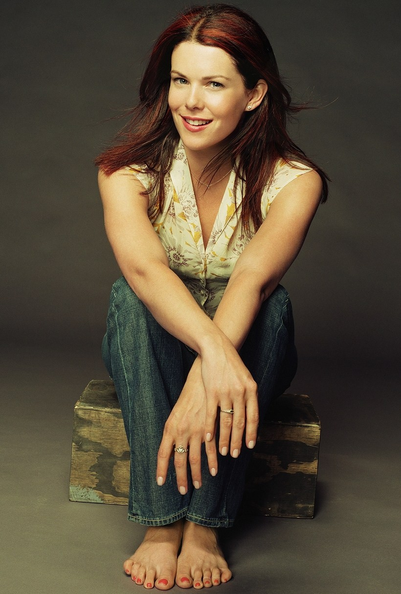 Lauren Graham Is A Wonderful American Actress, Best Known For Her Role