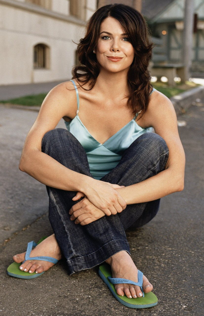 Lauren Graham Feet, Legs And