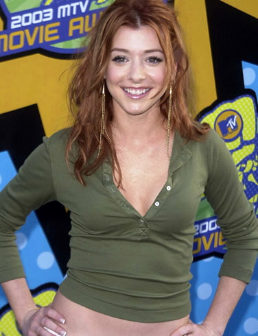 Alyson Hannigan is a spectacular American actress featured on the