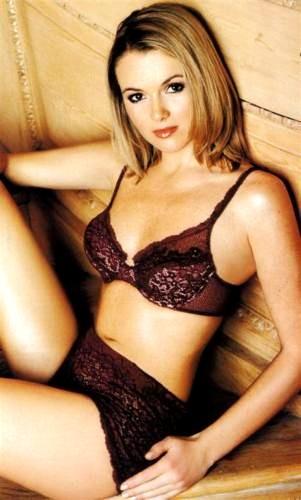 Amanda Holden Bra Size
