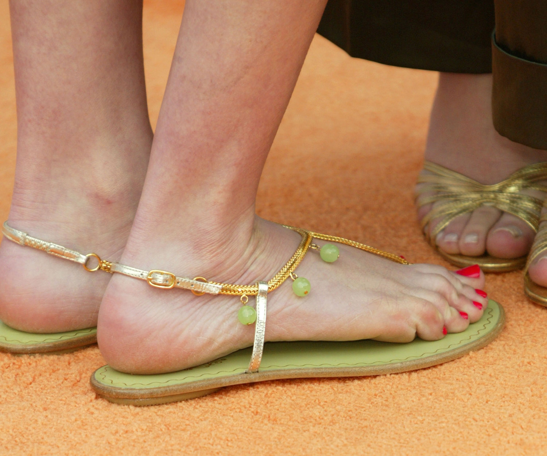 Olsen feet ashley Ashley Olsen