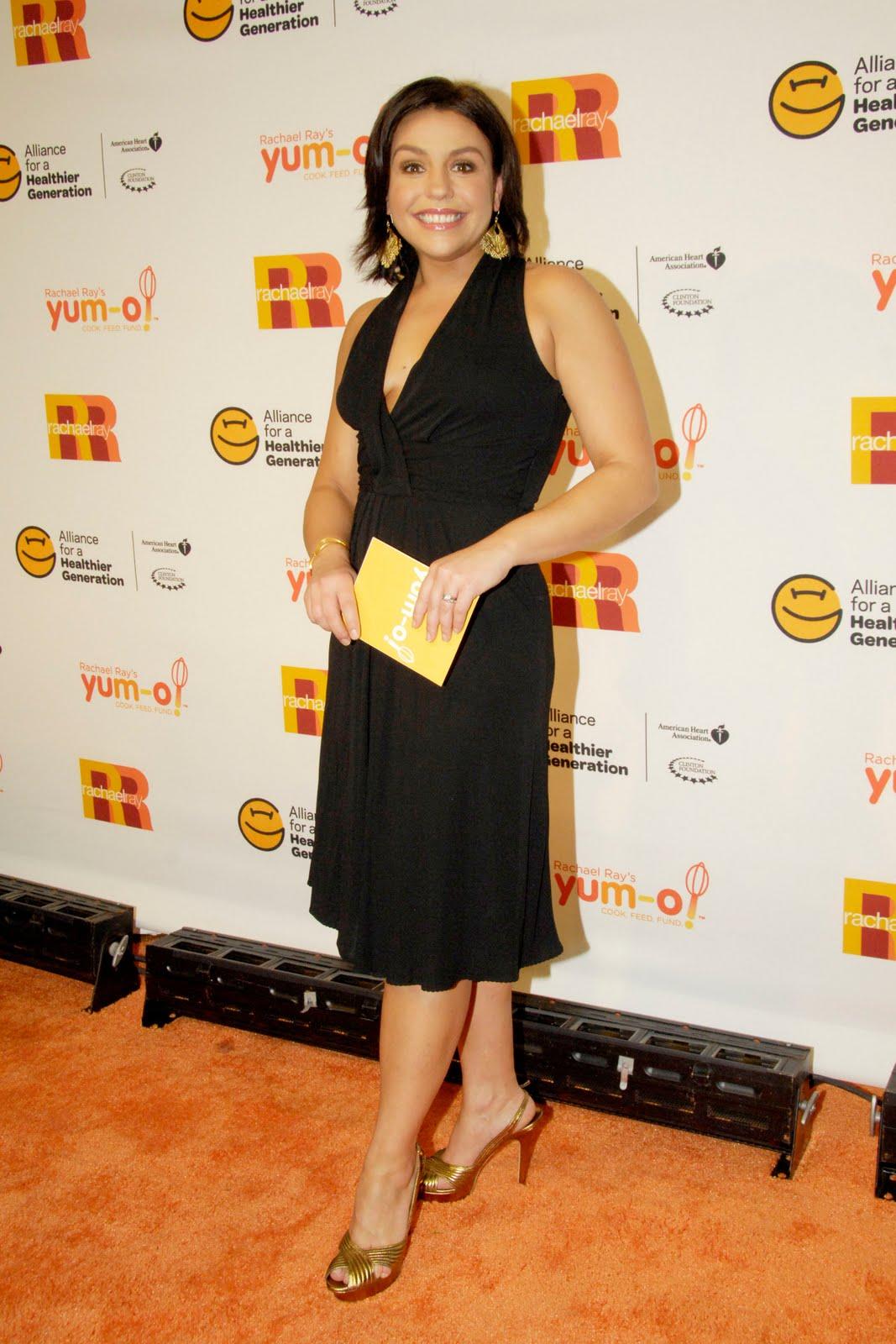 June 2010 Rachael Harris Legs