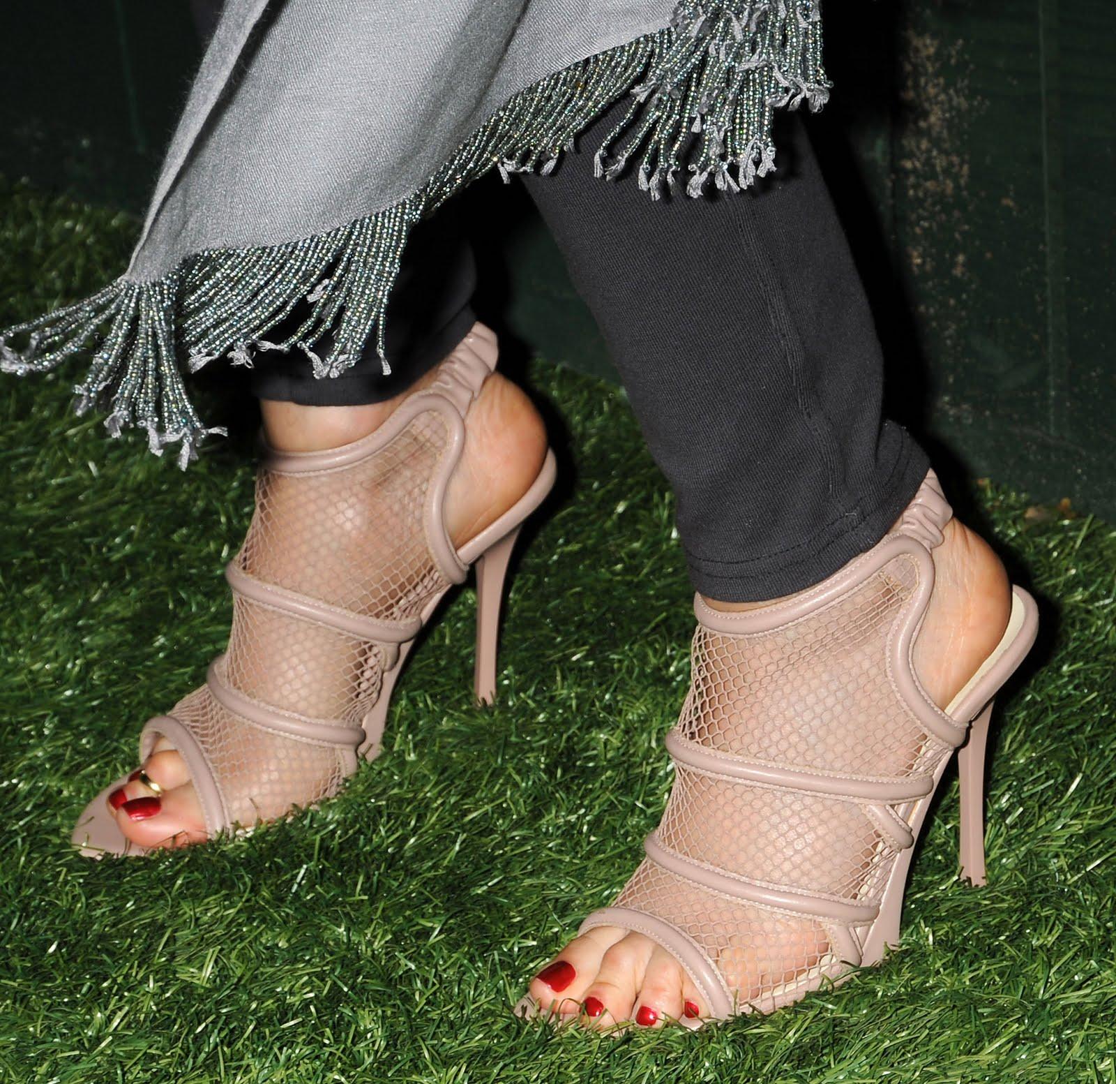 Rosanna Arquette Feet