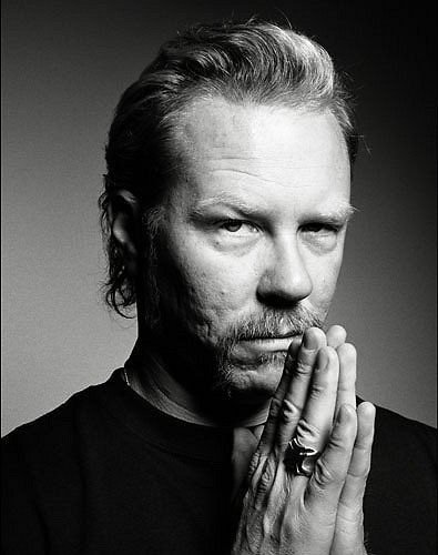 james hetfield tattoos