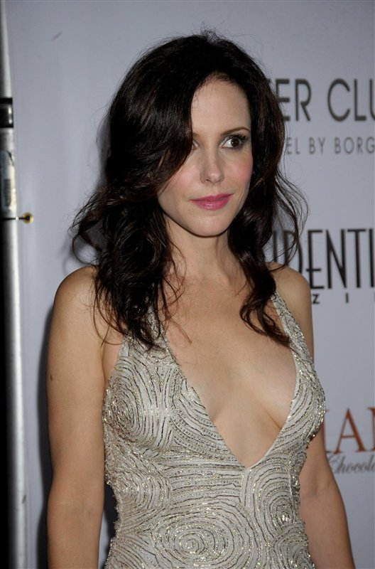 Mary-Louise Parker Bra Size, Ce...