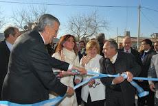 Inauguración del Colegio