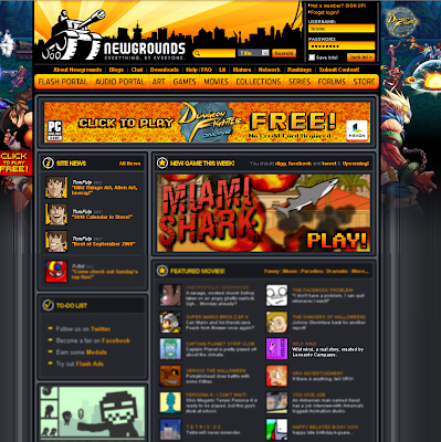 ... Adult Swim Games, NewGrounds, and dozens of other sites all provide ...