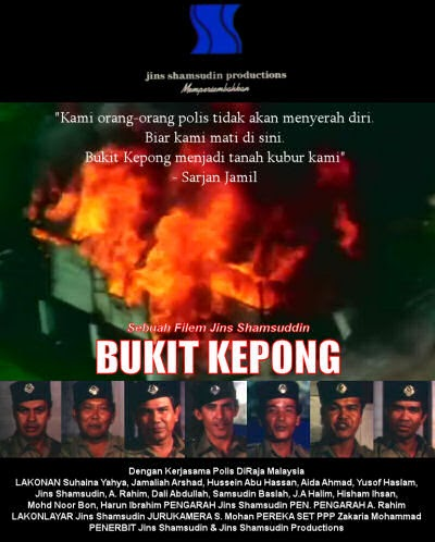 Mya Effa Story Of Bukit Kepong