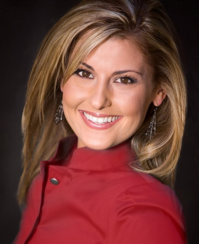 Ladies Of The Weather Channel : Pictures of beautiful women crystal egger the weather