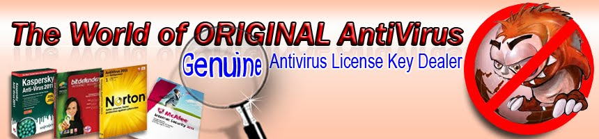 The world of original Antivirus