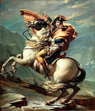 Napoleon Crossing the Alps?