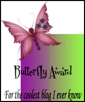 MY BLOG AWARDS!