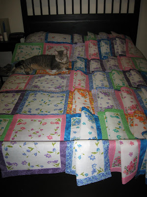 How to Make a Biscuit or Puff Quilt - Squidoo : Welcome to Squidoo