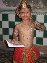 Hanuman Jayanti Celebrated