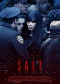 Movie sequel to Salt ahead of us!