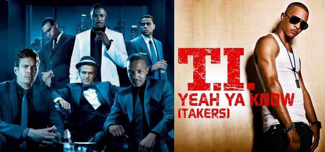 Takers movie