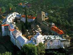Athos Manastirea HILANDAR
