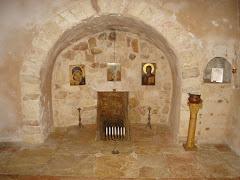muntele - Eleon Locul Inaltarii Domnului Iisus