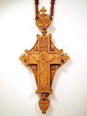 cruce ortodoxa - unul din modele