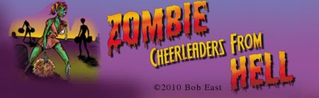 Zombie Cheerleaders From Hell