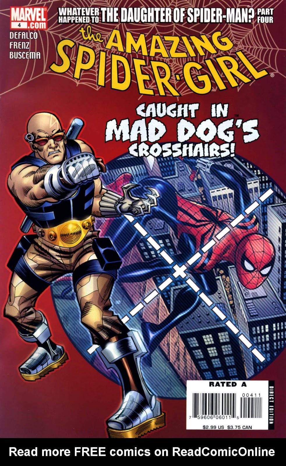 Amazing Spider-Girl Issue #4 #5 - English 1