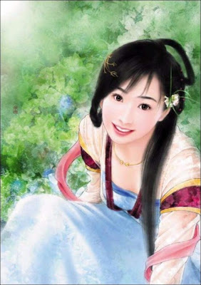 Download this Asian Beauties Art picture