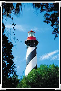 This Weekend: Lighthouse Festival and Aretha Franklin 1 Lighthouse+Framed St. Francis Inn St. Augustine Bed and Breakfast