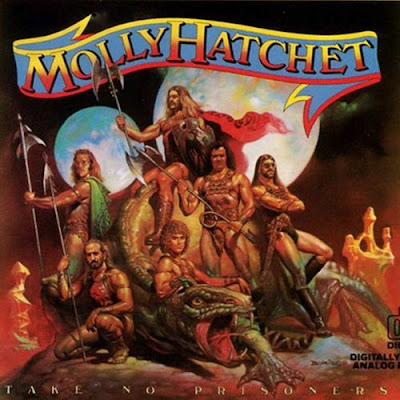 Molly Hatchet Album Covers