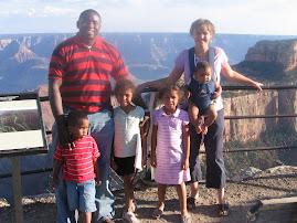 Mark & Jo, Felicity, Katrina, Matthew, & Maxwell