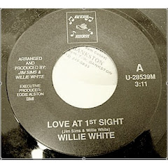WILLIE WHITE - love at first sight 198x