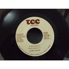 ALMA DAVIS - Fantasy 1984 (Tcc Records)