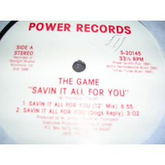 the game - savin it all for you 1988