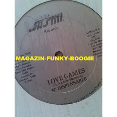 N' DISPENSABLE - love games 1989