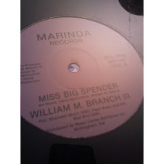 WILLIAM M BRANCH III -  miss big spender 198x