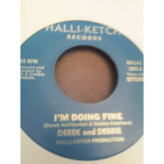 DEREK AND DEBBIE - i m doing fine 198x