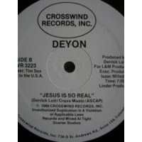 DEYON - jesus is so real 1989