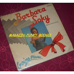 BARBARA SOKY - going places 1986