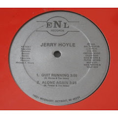 JERRY HOYLE - alone again 1986