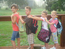 Kelley Kids First Day of School