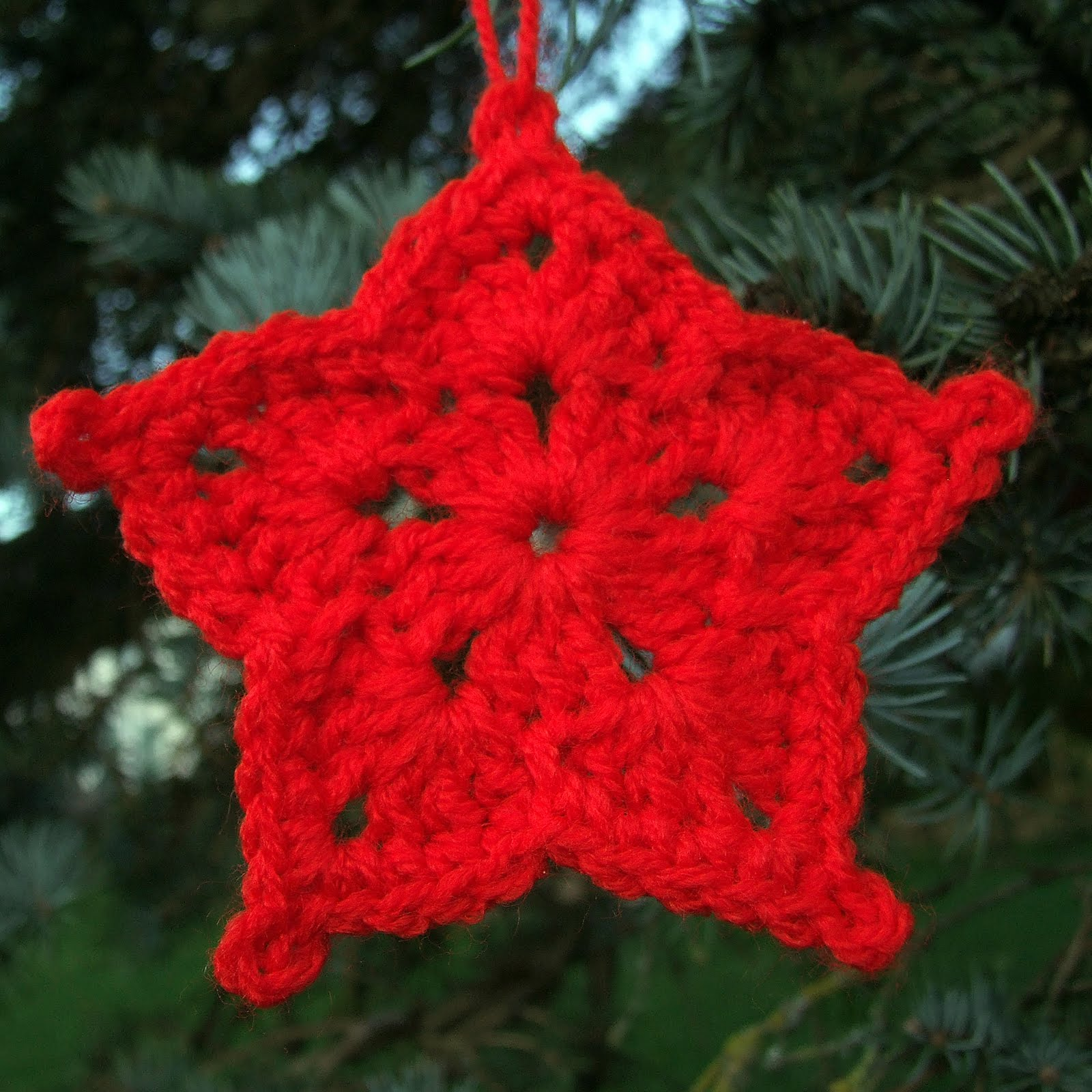 Outstanding Free Crochet Patterns For Christmas Tree Ornaments ...