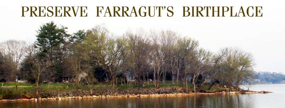 Preserve Farragut&#39;s Birthplace
