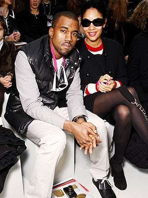 kanye west fashion show. Kanye West Still Styling