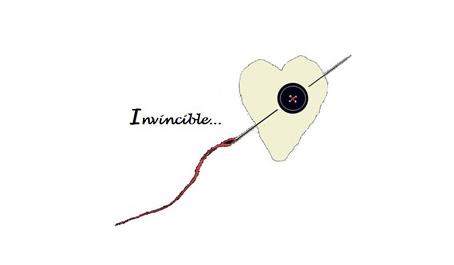 Invincible...