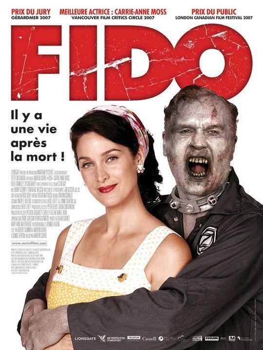 zombi filmi olan fido'dan