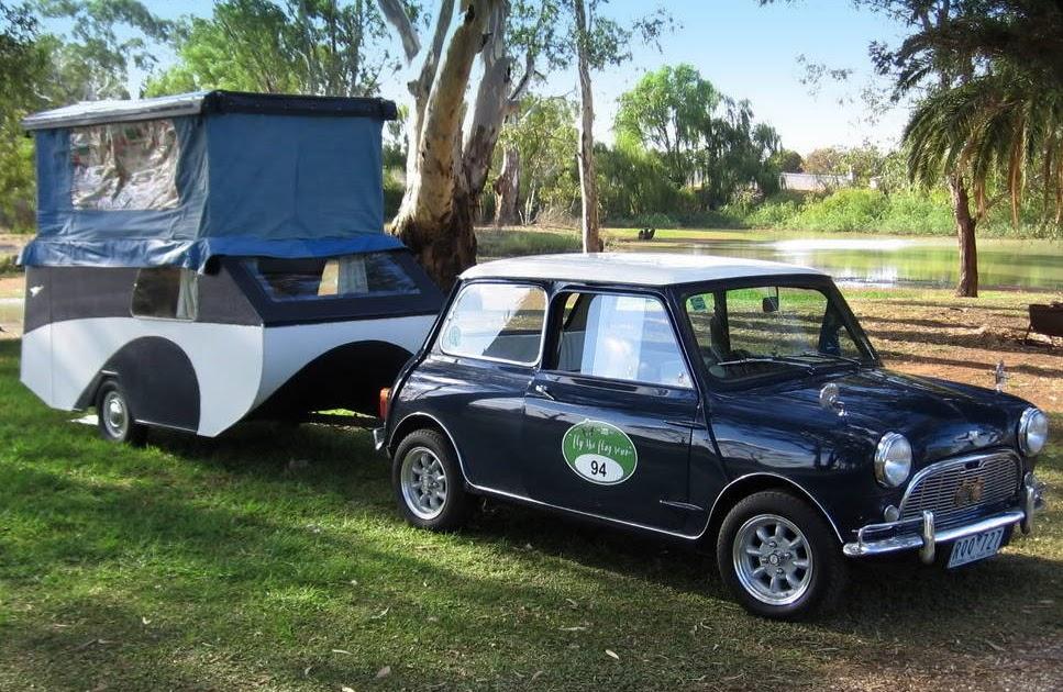 Cars Amp Caravans Mini Amp Teardrop Caravan