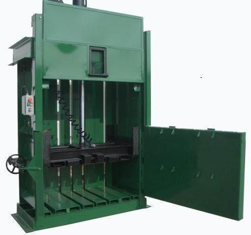 cardboard compactor machine