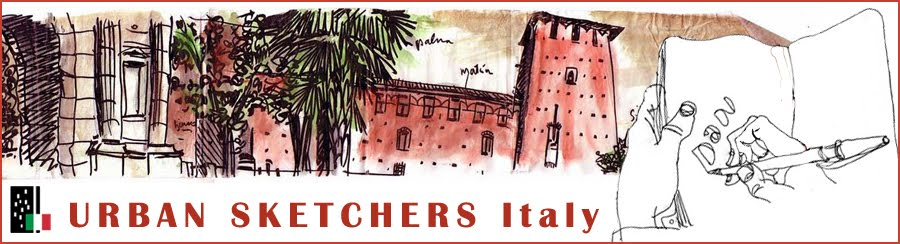 Urban Sketchers Italy